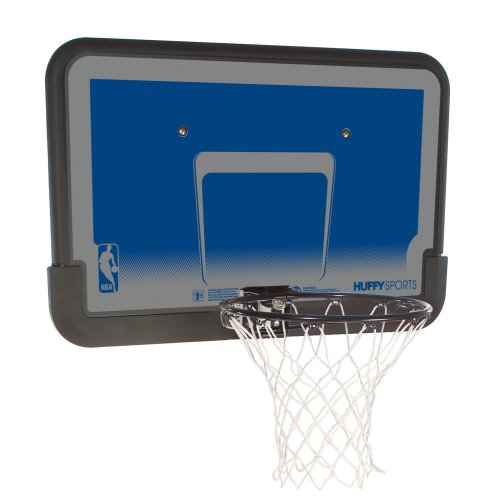 Spalding Huffy Backboard & Rim Combo with 44-inch Composite Rectangle Backboard
