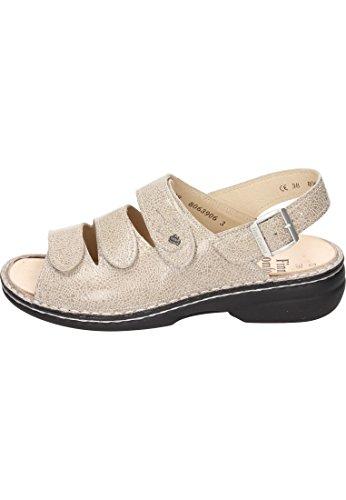 Sandalo Da Donna Finn Comfort Beige