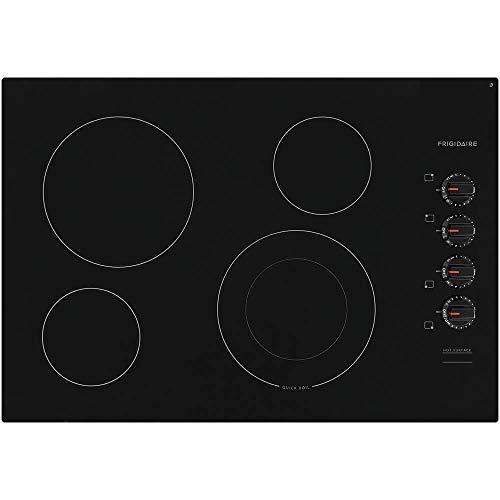 Amazon.com: Frigidaire FFEC3025UB - Cocina eléctrica de 30 ...