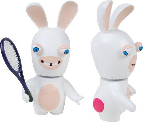 (Raving Rabbids Bobble-Head 2-Pack Tennis 18 cm)