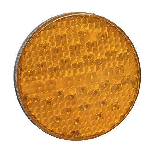 Grote 53413 SuperNova 4'' Full-Pattern LED Stop Tail Turn Light (Grommet Mount, Male Pin)