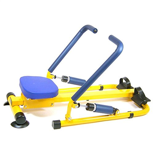 Redmon For Kids Fun and Fitness Multifunction Rower by Redmon For Kids