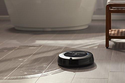 iRobot Scooba Robot fregasuelos 450, 70 Decibelios, NEGRO: Amazon ...