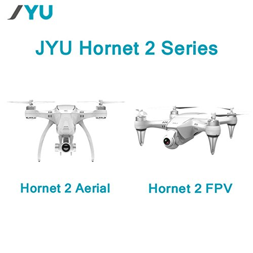 Toy, Play, Fun, JYU Hornet 2 Racing 5.8G FPV / 4K / 1080P HD Camera / Standard Version 3-Axis Gimbal RC Quadcopter Left Hand RTF VS Hubsan H109SChildren, Kids, Game