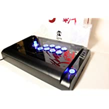 QANBA Q2 PRO LED BLACK PS3/PC Arcade Joystick (fightstick)