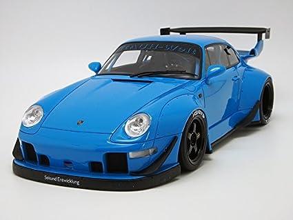 GT Spirit 1/18 Porsche PORSCHE 911 (993) RWB Blue Germany limited 504
