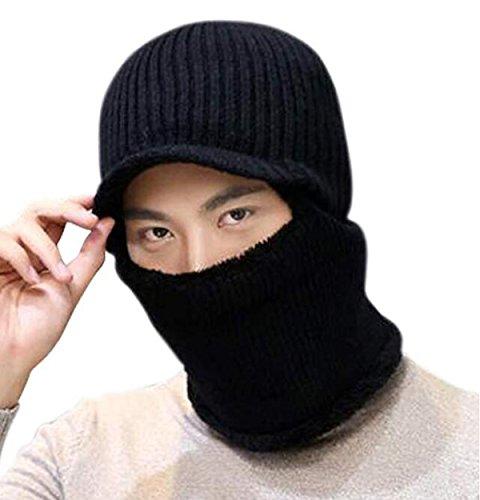 Lanzom Winter Knitted Balaclava Windproof product image