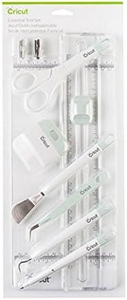 Cricut Mint Tools & Basic - Juego de recortad