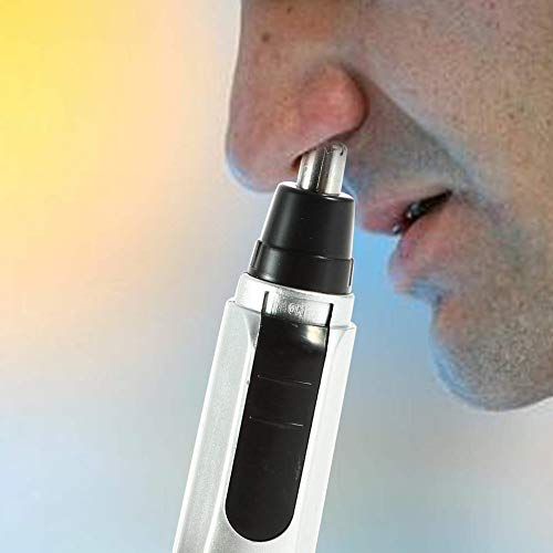 1pc Cheap Electric Nose Ear Face Hair Removal Trimmer Shaver Clipper Cleaner Remover drop Shipping