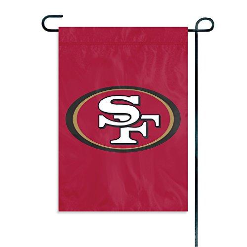 (Party Animal San Francisco 49ers Garden Flag)