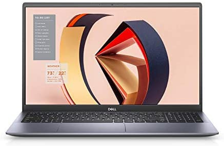 New Dell Inspiron 15 5505 15.6 inch FHD Thin & Light Laptop (River Rock) AMD Ryzen 7 4700U, 16GB DDR4 RAM, 512GB SSD, AMD Radeon RX Vega 10, Windows 10 Home (i7501-7623SLV-PUS) Platinum Silver
