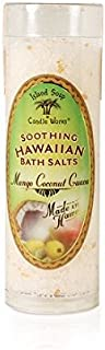 product image for Island Soap & Candle Works Bath Salt Tube, Mango Coconut Guava