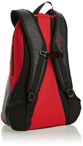 068f70b52b7f Nike Jordan Jumpman Team Backpack Gym Red Black 612843-695 ...