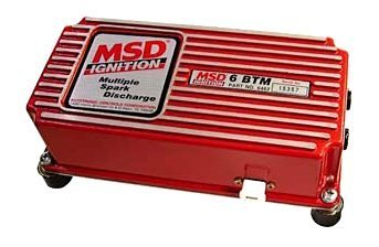 MSD 6462 6-BTM Ignition Control Box