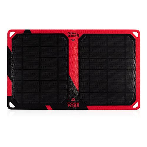 Core Third Maasai 10 Solar Charger - One Port by Core Third