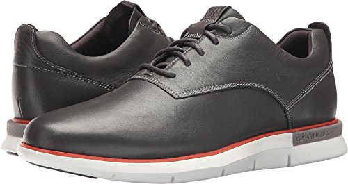 Cole Haan Men's Grand Horizon Oxford II Sneaker, Magnet Lthr/Koi/Ironstone/Optic White-C27727, 9.5 Medium US (Horizon Oxford)