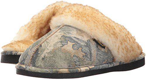 Buffy Women's Scuff Old Camouflage Friend Slipper 0E5RxqAx
