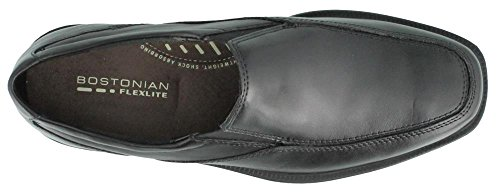 Bostonian Menns Mendon Kjole Slip-on Black