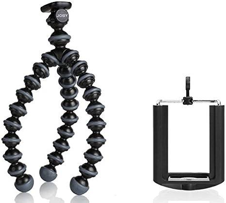 Joby Gorillapod – Trípode flexible y un bonus adaptador de montaje ...