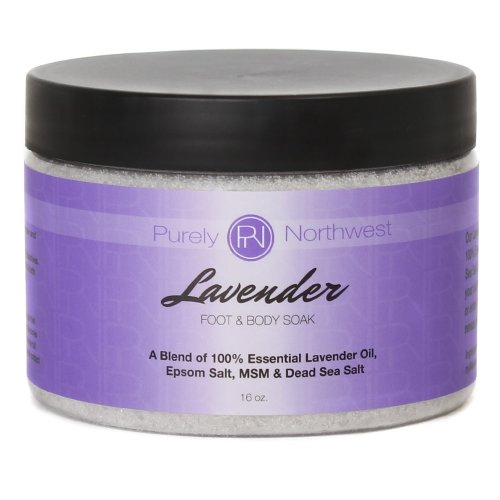 Lavender-Foot-Spa-Soak-with-Epsom-Salt-Softens-Feet-Toenails-Cuticles-Eliminates-Foot-Odor-Relieves-Sore-Tired-Aching-Feet-16oz