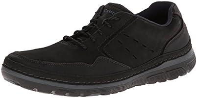 Rockport Men's Activflex Rocsports Light Sport Walking Shoe,Black,9 M US