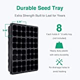 Soligt 3-Set Strong Plant Growing Trays with