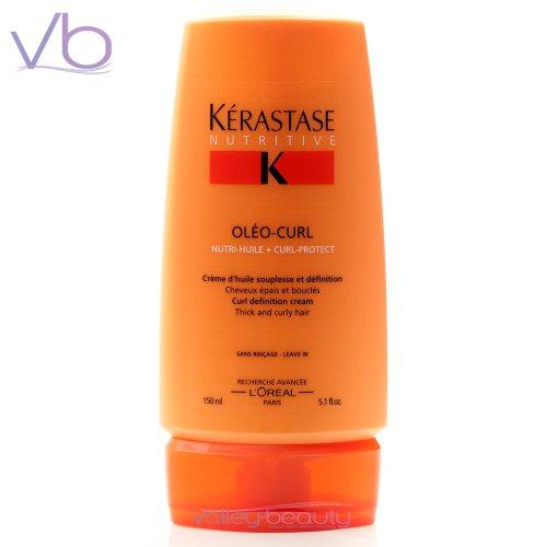 Soins des cheveux - Kerastase - Oleo-Curl Curl Crème Nutritive Définition (Pour épais, cheveux bouclés) 150ml / 5 oz