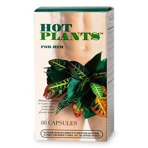 Hot Plants For Him, Capsules 60 ea by AB