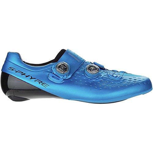 手のひらつかまえるアシスタントShimano sh-rc9 s-phyre自転車Shoe – Men 'sブルー、39.0