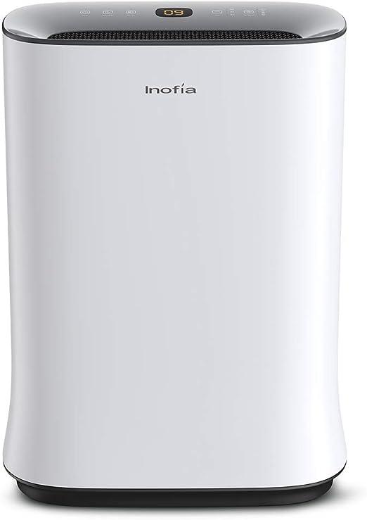 Inofia purificador de Aire con Verdadero Filtro de Aire HEPA ...