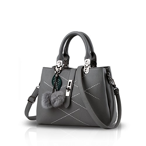 Nicole&Doris 2019 new wave Women handbags Messenger bag ladies handbag female bag handbags for women Grey