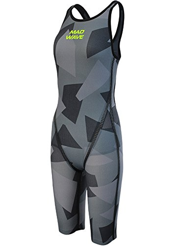 Mad Wave Forceshell Air Force Kneesuit サイズ 158-XXS   B078SXPPB2