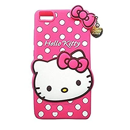pretty nice 626a5 9d3ed Hello Kitty Designed Back Cover For-Vivo 1713