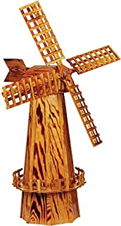 product image for DutchCrafters Decorative Wooden Windmill (Large)