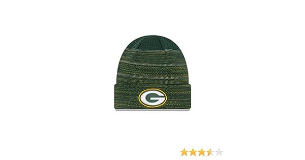 new style f8952 7c36f Amazon.com   Green Bay Packers New Era 2017 NFL Sideline
