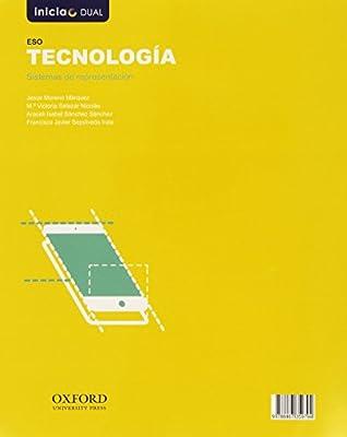 Tecnología Secundaria. Sistemas De Representación Inicia - 9788467359794 Inicia Dual: Amazon.es: Moreno Márquez ...