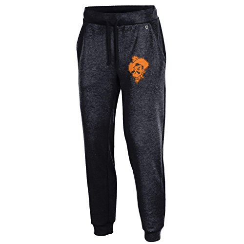 Champion NCAA Oklahoma State Cowboys Women's Cool Down Jogger Pants, Medium, (Oklahoma State Pant)