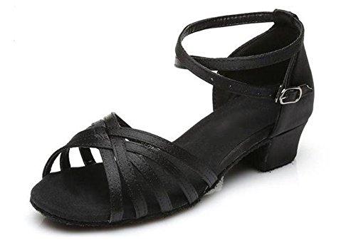 à de chaussures l'usure 34 XW de fond black 40 standard chaussures Chaussures latine résistance nationales danse danse professionnelles WX mou de danse nOTnxqH7r