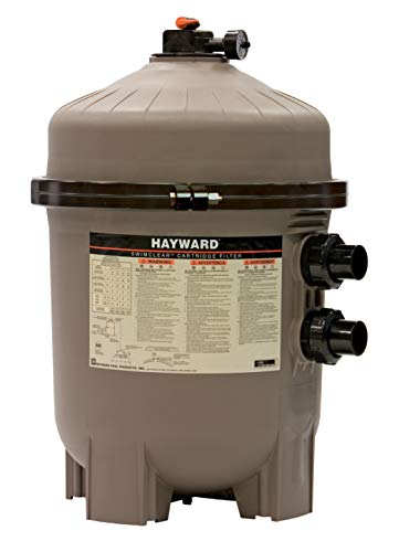 Hayward C3030 SwimClear Cartridge Pool Filter, 325 Square Foot