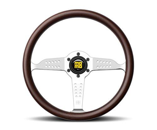 momo steering wheel wood - 2