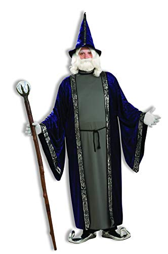 (Forum Novelties Men's Plus Size Wizard)