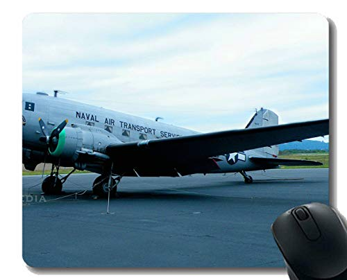 Gaming Mouse Pad,Car Douglas DC 3 Mouse Pad for Office Desktop or Gaming Mouse Mat