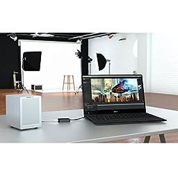 StarTech.com Thunderbolt 3 to Thunderbolt 2 Adapter – Backward Compatible – USB C to Mini DisplayPort – USB-C to Thunderbolt 2