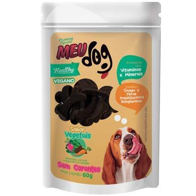 Meu Dog HEALTHY VEGETAIS 60g