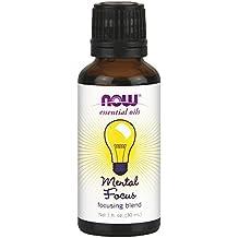 Now Foods Mental Focus Oil Blend, 1 Ounce