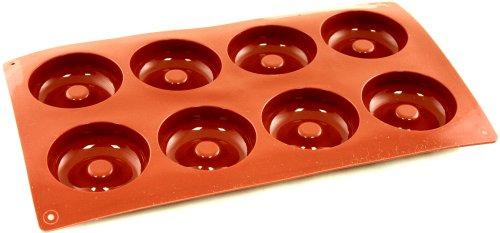 World Cuisine Non-Stick Silicone Mold, Savarin