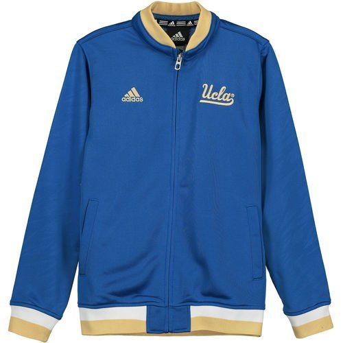 Adidas UCLA Bruins Sideline Anthem Warm Up Full-Zip for sale  Delivered anywhere in USA