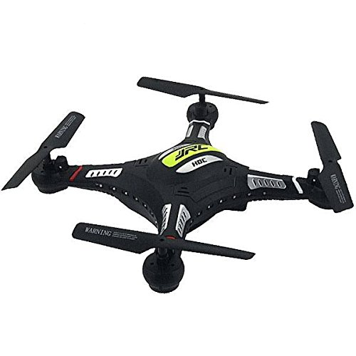 SeresRoad JJRC H8C 4-CH 360°Flips 2.4GHz Romote Control RC Quadcopter with 6-Axis Gyro 2MP FPV Camera RTF - Black
