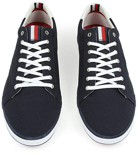 Tommy Hilfiger H2285arlow 1d, Baskets Basses Homme 3