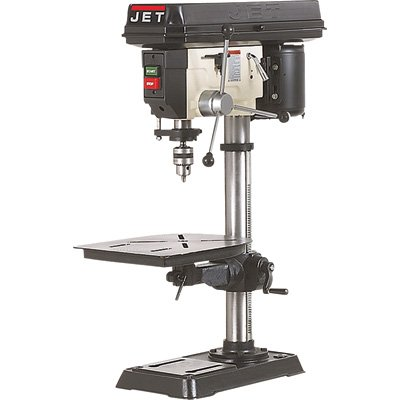 JET 354165 JDP-15M 34-HP 15-Inch Bench Drill Press
